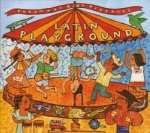 Latin Playground CD. Latin American music for children and families
