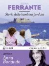 Storia della bambina perduta - Lamica geniale 4 - CD mp3